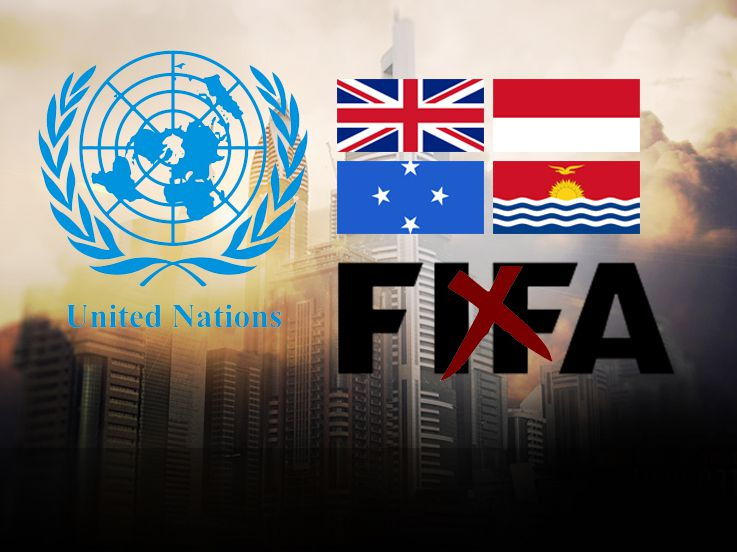 9 Timnas Negara yang Diakui PBB, tapi Bukan Anggota Resmi FIFA