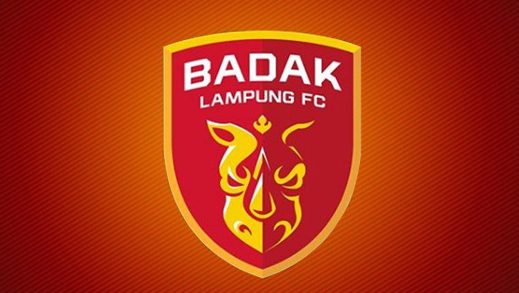 Logo Badak Lampung FC Copyright: © INDOSPORT