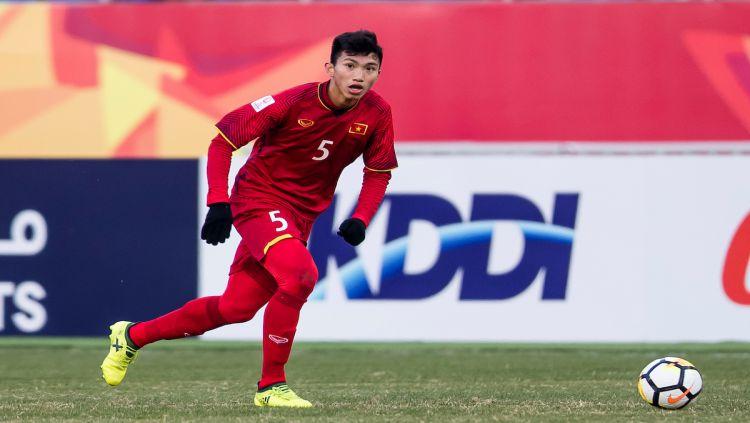 Final sepak bola SEA Games 2019 antara Vietnam melawan Indonesia, Selasa (10/12/19) esok, menjadi sorotan klub Eredivisie Belanda yang diperkuat Doan Van Hau, SC Heerenveen. Copyright: © Fox Sports Asia