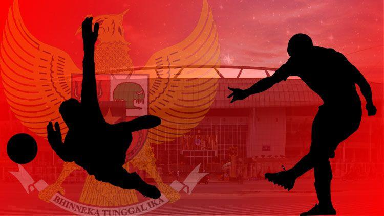 3 Gol Indah Pemain Timnas Indonesia di My Dinh National Stadium. Copyright: © INDOSPORT/Yooan Rizky Syahputra