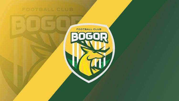 Logo klub bola Indonesia Bogor Fc. Copyright: © INDOSPORT/Yooan Rizky Syahputra