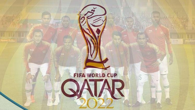 Perjalanan panjang Timnas Indonesia ke Piala Dunia 2022 di Qatar Copyright: © PSSI/fifa.com
