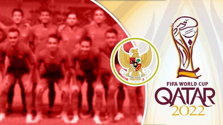 Skuat Timnas Indonesia ke Piala Dunia 2022 Qatar Copyright: © INDOSPORT