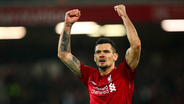 3 kerugian klub sepak bola AC Milan mendatangkan bek Liverpool, Dejan Lovren, pada bursa transfer musim panas 2019 nanti. Copyright: © Robbie Jay Barratt - AMA/Getty Images