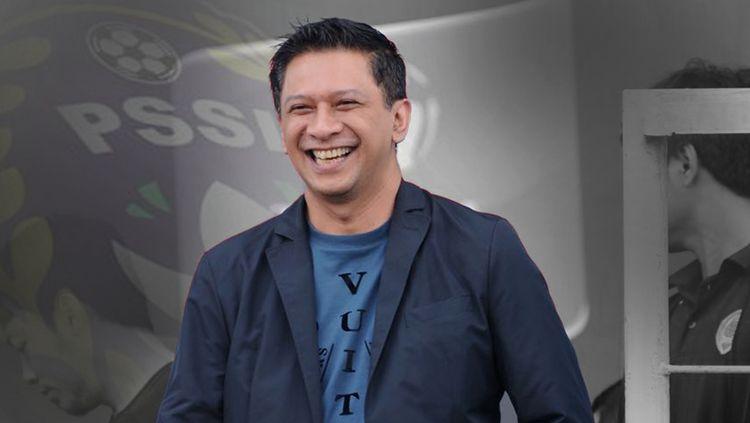Iwan Budianto resmi jadi PLT Ketum PSSI Copyright: © online24jam.com/INDOSPORT