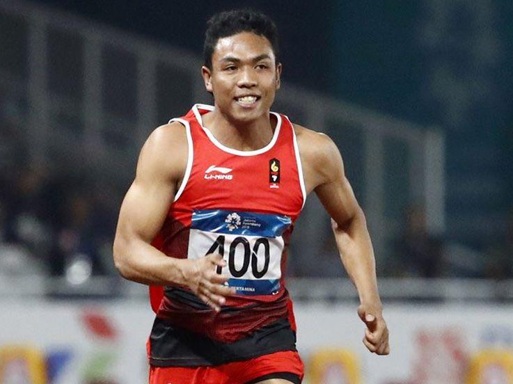 Perkembangan Fantastis Catatan Waktu Lalu M Zohri dari Juara Dunia 2018 ke Olimpiade 2020