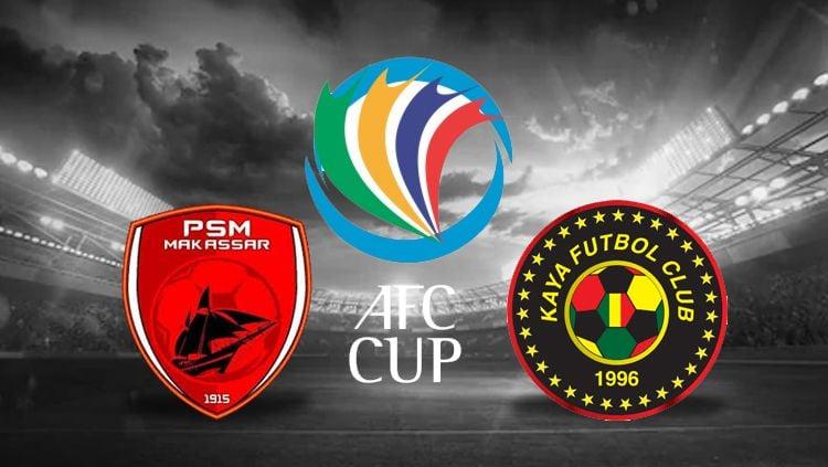 PSM Makassar vs Kaya FC Copyright: © INDOSPORT