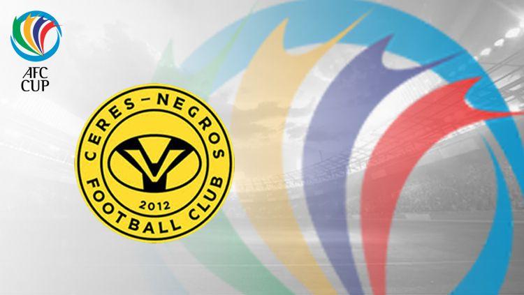 Kabar resmi bubarnya klub asal Filipina Ceres Negros FC cepat menyebar di Indonesia. Copyright: © INDOSPORT