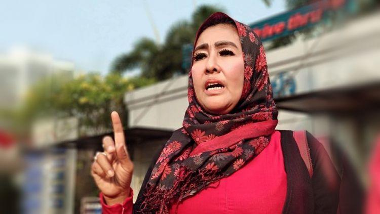 Tessa Mariska. Copyright: © Siti Sarah Nurhayati/Grid.ID