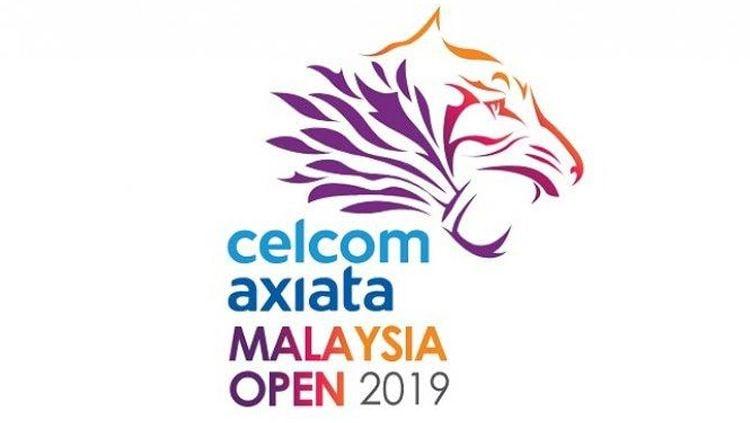 Logo Malaysia Open 2019. Copyright: © BWF Badminton