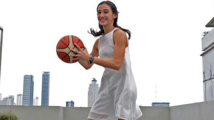 Helena Tumbelaka, pemain tim basket Merpati Bali. Copyright: © Instagram/Helena Tumbelaka