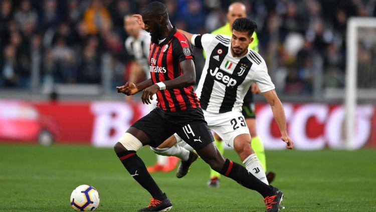 Juventus akan melepas pemain anyarnya, Merih Demiral, ke AC Milan demi mendapatkan menit bermain lebih Copyright: © Tullio M. Puglia/Getty Images