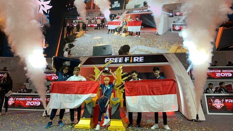 Juara Piala Dunia, EVOS Capital Dapat Ucapan Selamat dari