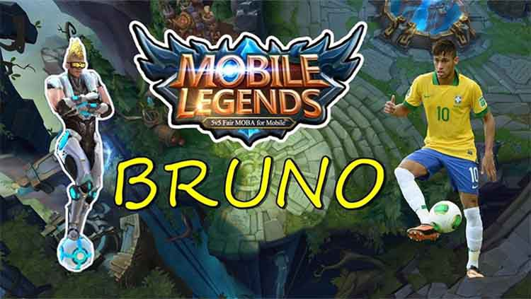 Bruno Mobile Legends Neymar. Foto: youtube Copyright: © youtube