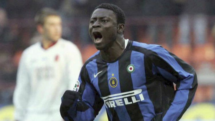 Martins ketika masih berseragam Inter Milan Copyright: © New Press/Getty Images