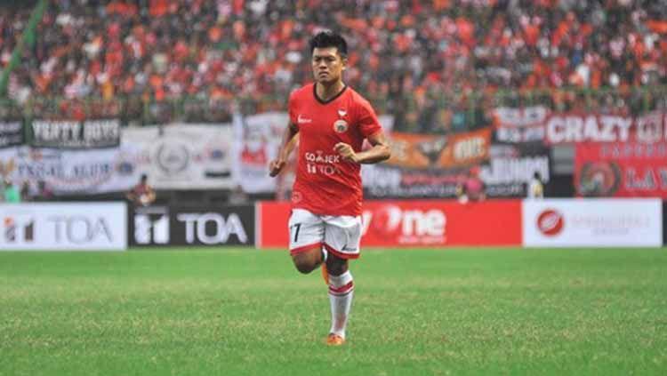 Mantan pemain Persija Jakarta (2017-2019) Jefri Kurniawan. Copyright: © Instagram/@jefrijk