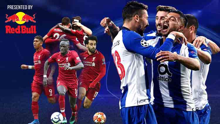 Liverpool akan jumpa Porto dalam leg kedua Liga Champions di Estadio Do Dragao, Rabu (17/04/19) dini hari WIB. Copyright: © footyrenders.com/Eli Suhaeli/INDOSPORT