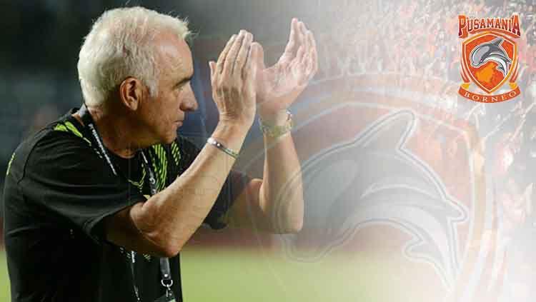 3 Blunder Borneo FC Datangkan Eks Pelatih Persib, Mario Gomez Copyright: © mariogomezdt/INDOSPORT
