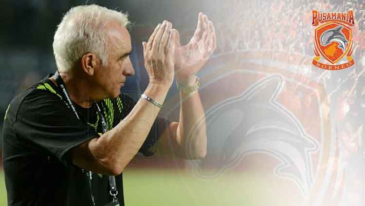 Tiga fakta perekrutan Mario Gomez, pelatih anyar Borneo FC. Copyright: © mariogomezdt/INDOSPORT