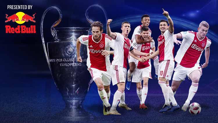 Juventus vs Ajax, menanti sisi buas De Amsterdammers di Liga Champions Copyright: © footyrenders.com/Eli Suhaeli/INDOSPORT