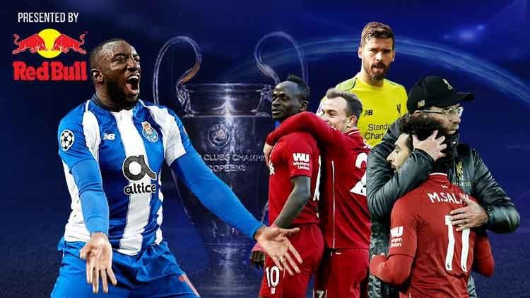 Tiga fakta mencengangkan Moussa Marega, bomber Porto yang siap benamkan Liverpool di Portugal Copyright: © footyrenders.com/Eli Suhaeli/INDOSPORT