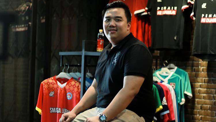 Pemilik DJ Sport, Dimas Yustisia Copyright: © Dok pribadi