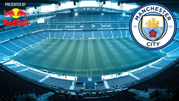 Angkernya Etihad Stadium, Kandang Manchester City Jelang Laga Melawan Tottenham Hotspur. Copyright: © INDOSPORT/Yooan Rizky Syahputra