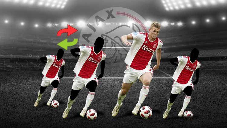 Empat bintang Ajax ini bakal ramaikan bursa transfer musim panas 2019, diantaranya Matthijs de Ligt Copyright: © footyrenders/Eli Suhaeli/INDOSPORT