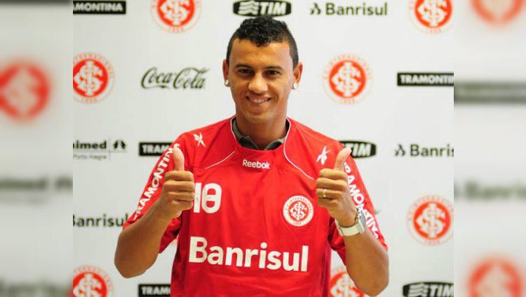 Alex Goncalves, Pemain baru Persela Lamongan Copyright: © http://www.internacional.com.br
