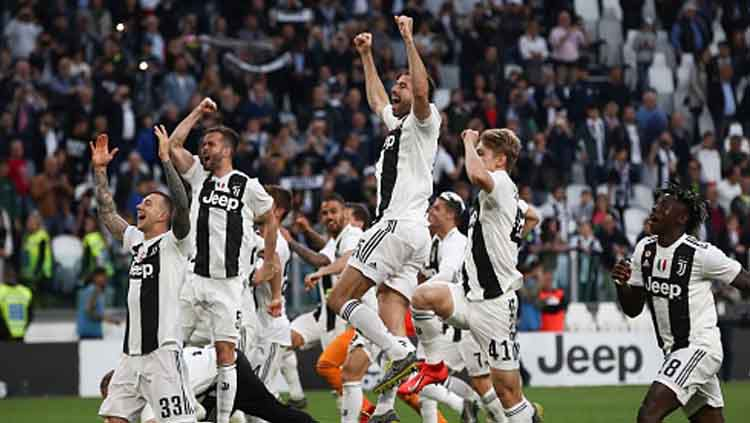 Juventus, klub yang paling sering mengalahkan Pioli. Copyright: © ISABELLA BONOTTO / GettyImages