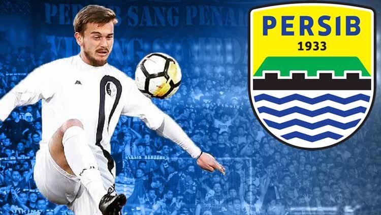 Srdan Ajkovic salah satu pemain asing yang akan didatangi oleh persib Copyright: © INDOSPORT/Yooan Rizky Syahputra