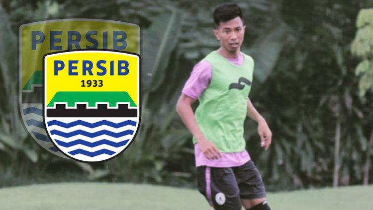 Suhandi pemain asli kelahiran Bandung berpeluang kembali bela Persib Bandung. (instagram.com/suhandi29) Copyright: © instagram.com/suhandi29