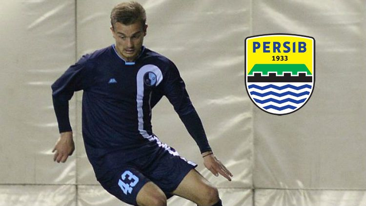 Srdan Ajkovic dirumorkan ke Persib Bandung. Copyright: © vesti.rs
