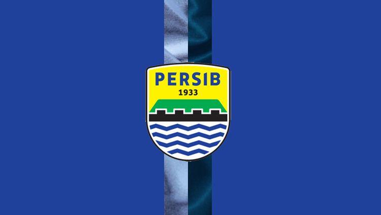 Logo klub Liga 1, Persib Bandung. Copyright: © Eli Suhaeli/INDOSPORT