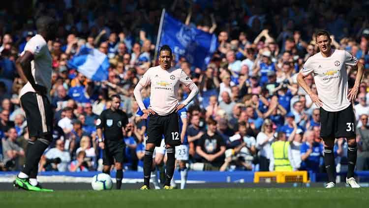 Dibantai Everton 0-4, Manchester United Dihajar Meme Kocak ...