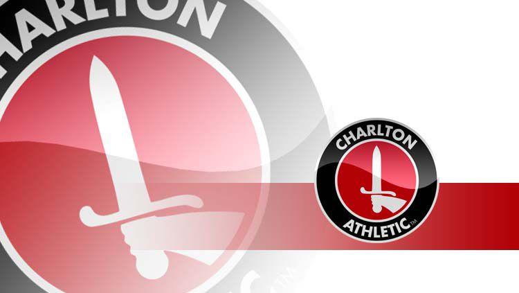 Logo Charlton Athletic. Grafis:Yanto/Indosport.com Copyright: © Grafis:Yanto/Indosport.com