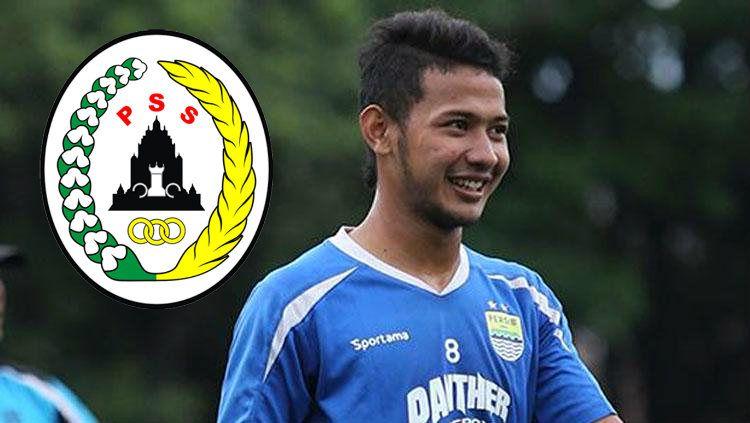 Gian Zola dikabarkan merapat ke PSS Sleman Jelang Liga 1 2019 (Indosport) Copyright: © Indosport