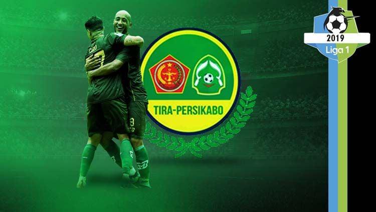 Profil tim PS TIRA-Persikabo Liga 1 2019. Copyright: © Eli Suhaeli/INDOSPORT