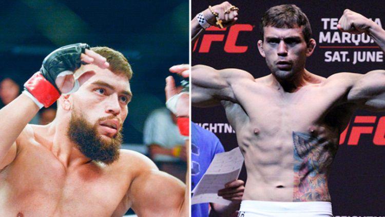 Rodrigo Goiano de Lima, petarung UFC yang menjadi korban tabrak lari taksi online. Copyright: © Sport Bible