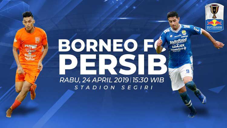 Prediksi Borneo FC vs Persib Bandung Copyright: © Eli Suhaeli/INDOSPORT