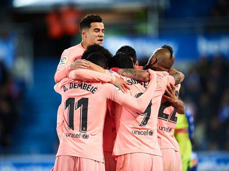 Hasil Pertandingan LaLiga Spanyol Alaves vs Barcelona: Makin Dekat Tangga Juara