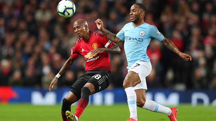 Laga Derby Manchester di Old Trafford pada 25 April 2019. Catherine Ivill/Getty Images Copyright: © Catherine Ivill/Getty Images