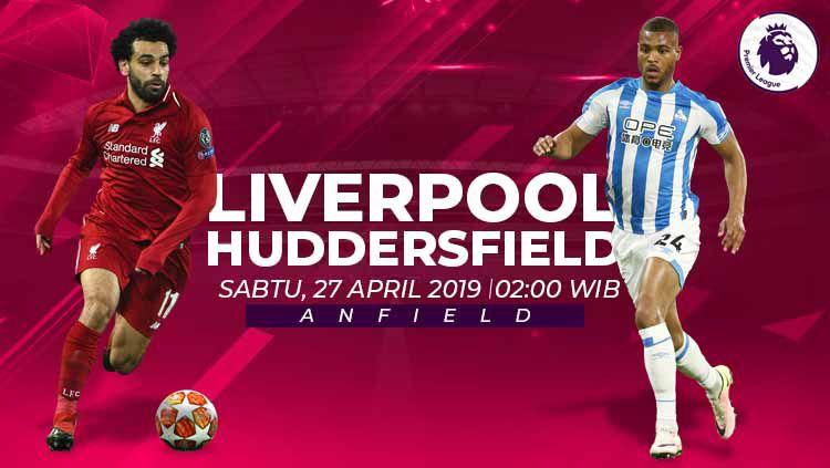 Prediksi Liverpool vs Huddersfield Town Copyright: © Eli Suhaeli/INDOSPORT