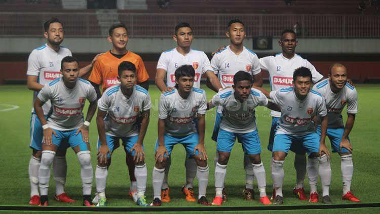 Skuat klub liga 1 2019, Perseru Badak Lampung FC. Copyright: © Ronald Seger Prabowo/INDOSPORT.