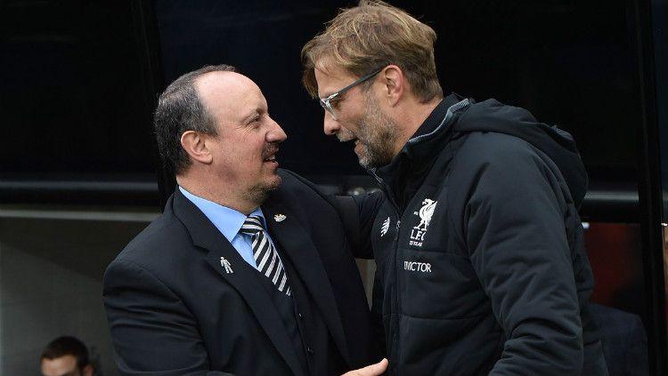 Rafael Benitez baru saja tinggalkan Liga Super China, apakah ini artinya dia akan gabung rival Liga Inggris, Liverpool? Copyright: © liverpoolfc.com
