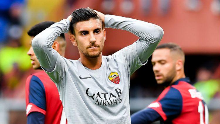 AS Roma tertahan imbang dari Genoa Copyright: © Getty Images