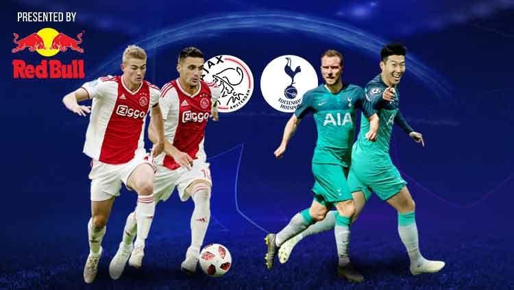 4 Fakta Mencengangkan Jelang Laga Ajax vs Tottenham di ...