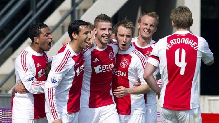 Mungkinkah eks pemain Ajax yang kini merumput bersama Tottenham tertimpa kisah kualatnya para mantan? Copyright: © thefightingcock.co.uk