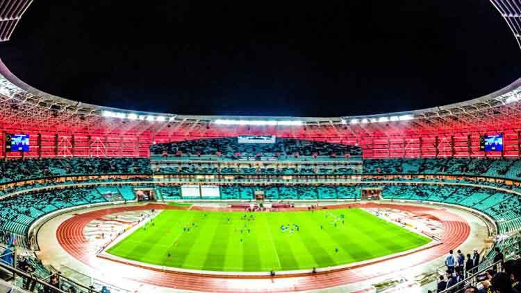 Stadion Baku Olympic. Foto: stadiumguide.com Copyright: © stadiumguide.com