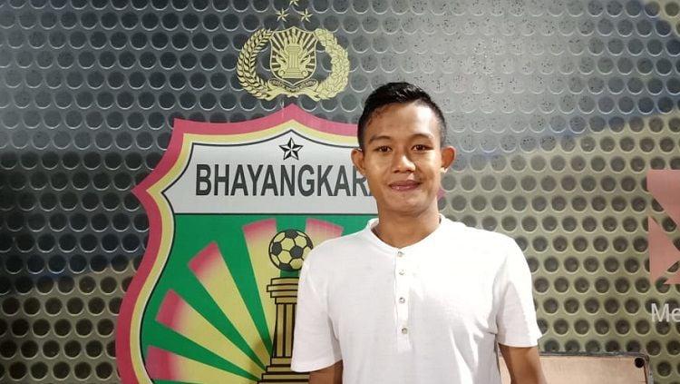 Gelandang Bhayangkara FC, Sani Rizki Fauzi. Copyright: © Shintya Anya Maharani/INDOSPORT
